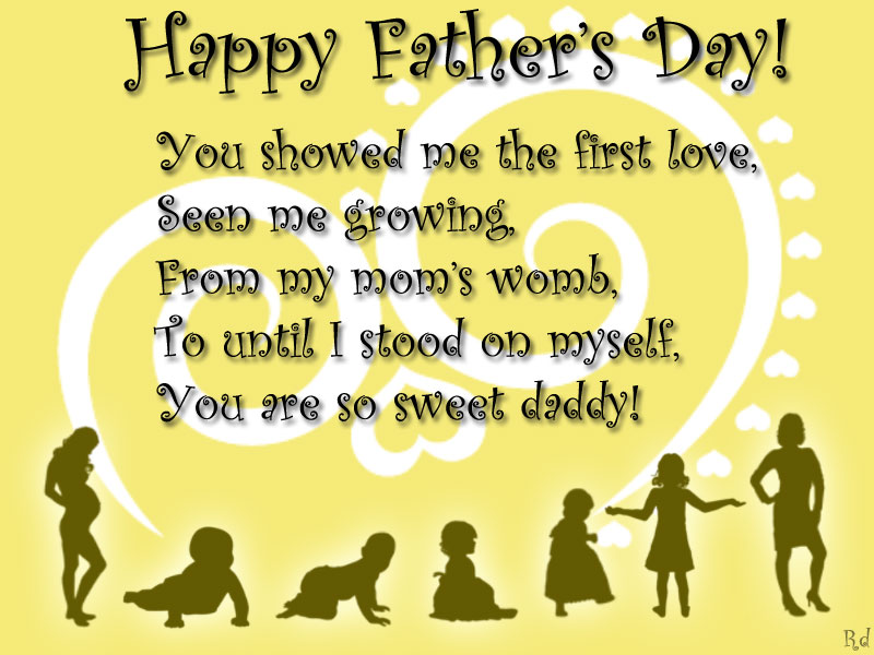 Happy fathers day messages from daughter son wife to husband dad fathers day messages from daughter m4hsunfo