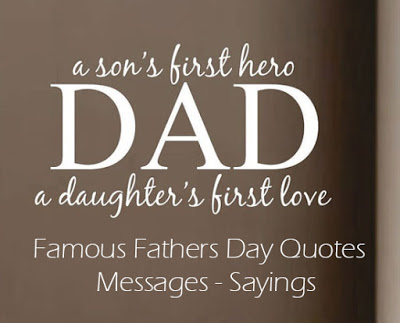 fathers day quotes sayings images