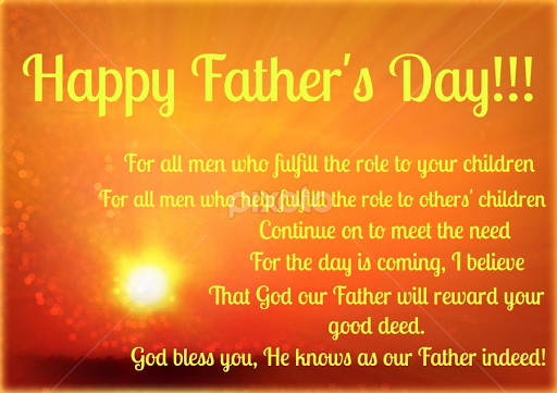 Happy fathers day greetings messages from daughter son wife happy fathers day greetings m4hsunfo