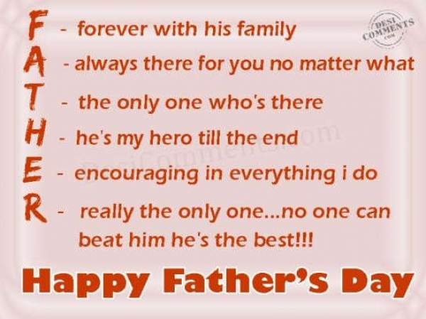 Fathers Day 2019 Images For WhatsApp